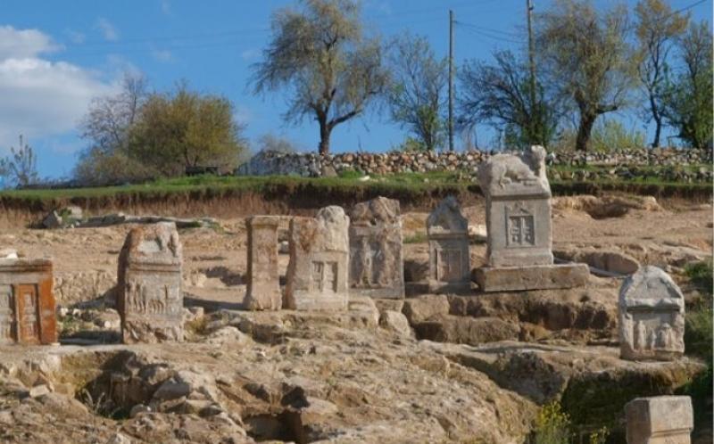 Han Yeraltı Yerleşimi (Han Antik Kent) | Gezimanya