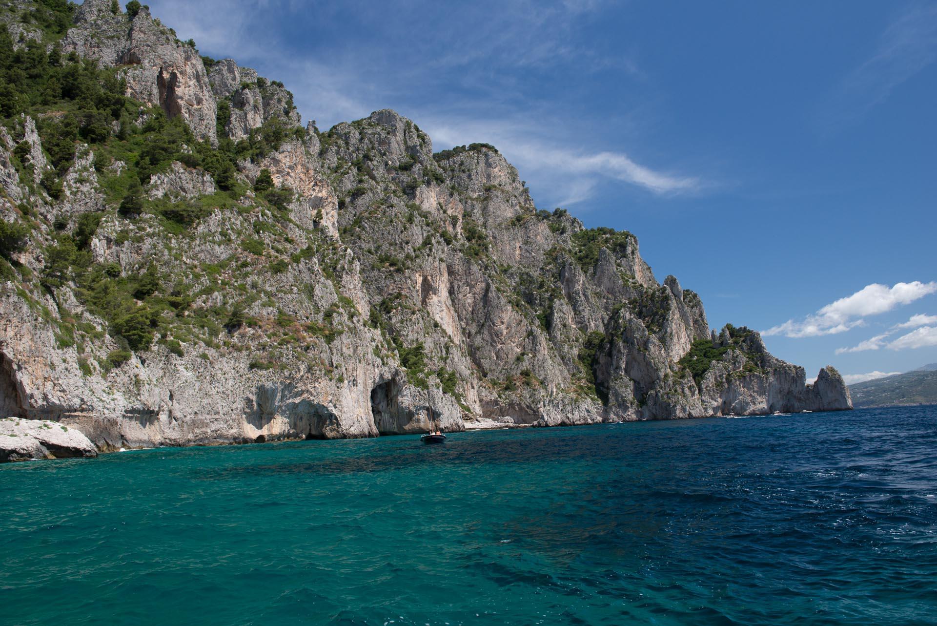 İtalyanın ünlü adaları