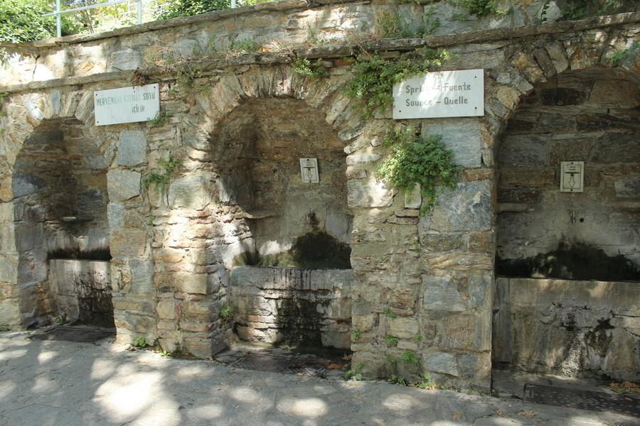 Selçuk Gezi Rehberi Meryem Ana Kilisesi Ve Yedi Uyuyanlar Mağarasi