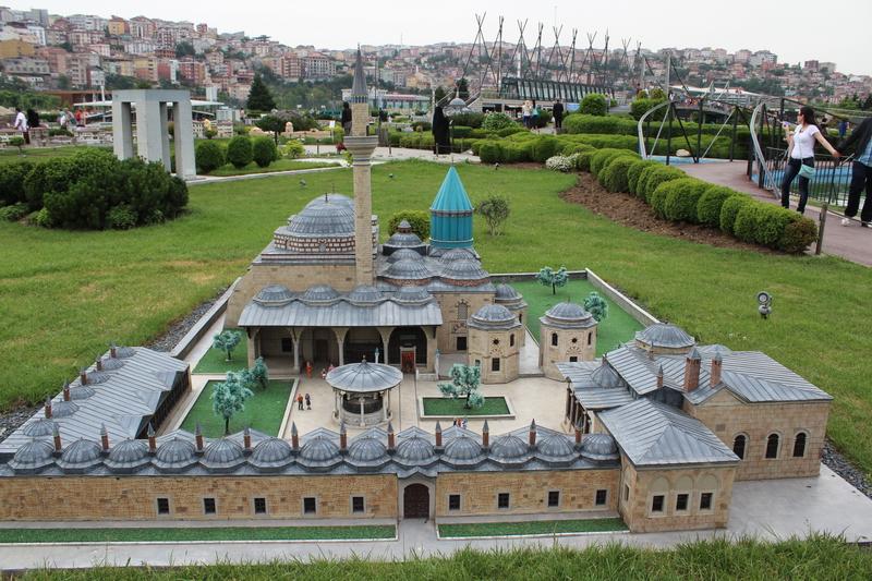 İstanbul Gezi Rehberi Istanbul Miniaturk Gezimanya