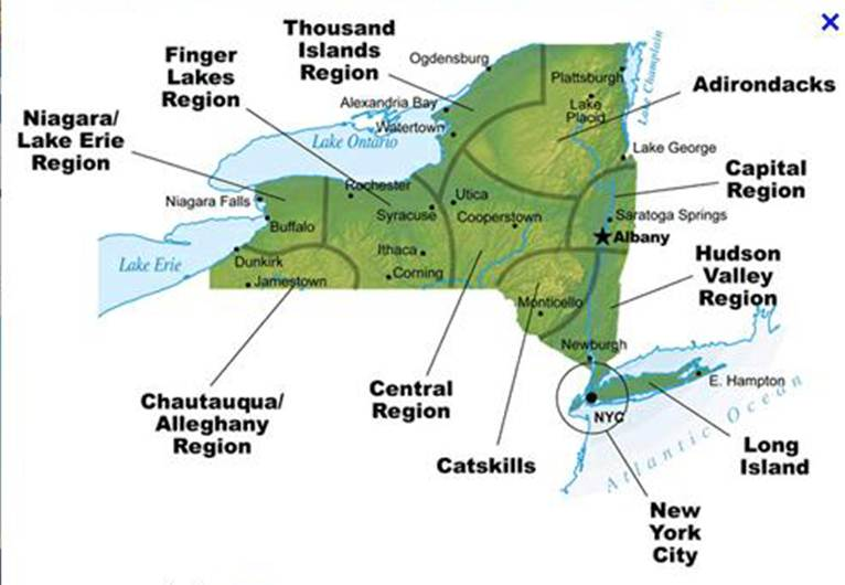 Simple Map Of New York City.New York City Ny Gezi Rehberi The Marvelous City You Will Never